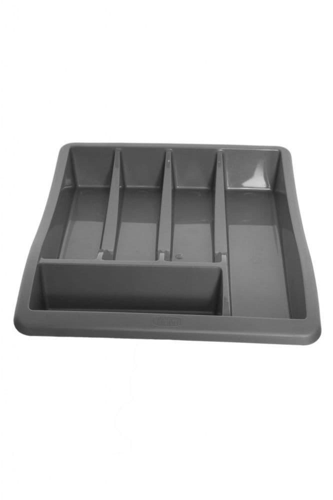 Whitefurze Cutlery Tray - Black